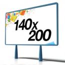 Manifesti 140x200 - a partire da € 2.50 cad (1 foglio)