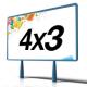 Manifesti 400X300 - a partire da € 10,00 cad (3 Fogli)