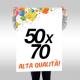 Manifesti 50x70  € 0,35
